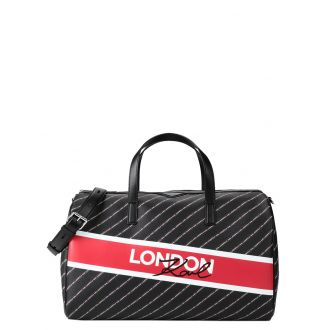 Sac polochon 46 cm - K/City London - Karl Lagerfeld