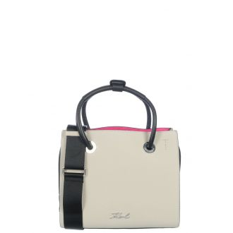 Sac Cuir Karl Lagerfeld Mini Shopper