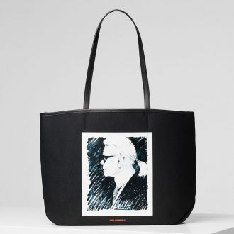 Shopping toile Karl Lagerfeld Karl Legend