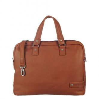"Serviette cuir PC 15"" Arthur & Aston"