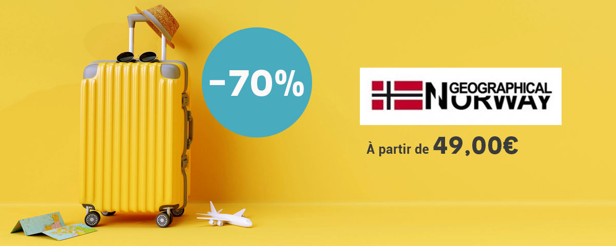 Valises Geographical Norway