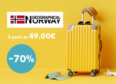 Bagages Geographical Norway
