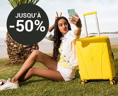 Soldes American Tourister